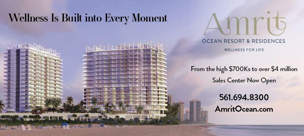 Amrit Ocean Resort & Residences, Singer Island - info@amritocean.com(561) 694-83003100 North Ocean Drive,Singer Island, FL(Palm Beach County)