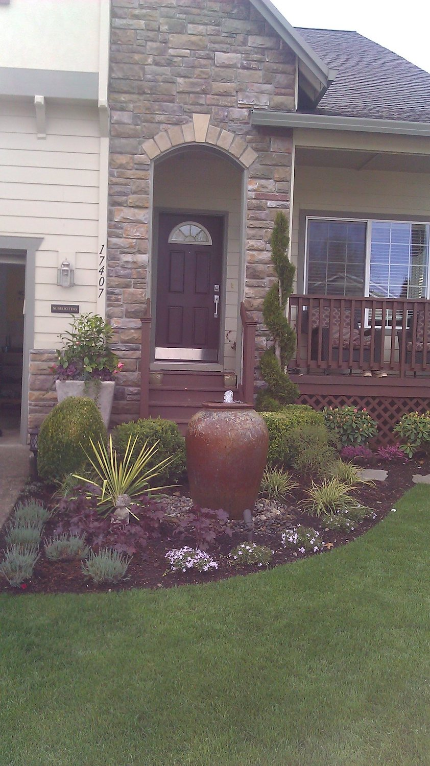 How To Transform Your Front Yard With Curb Appeal Landscaping Premier Residential And Commercial Landscaping Creative Landcare