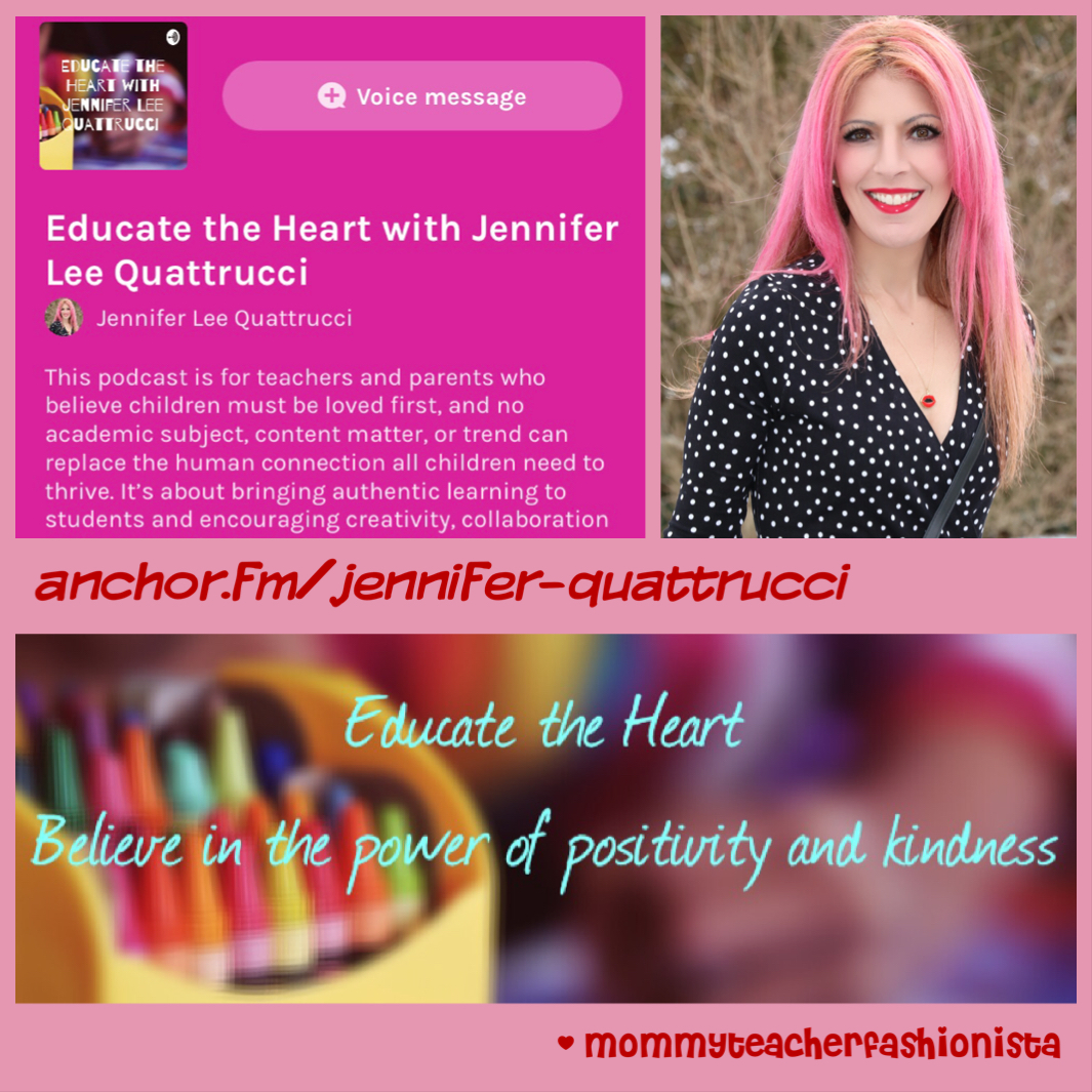 https://anchor.fm/jennifer-quattrucci/episodes/Educate-the-Heart-Podcast-Introduction-and-Collaborative-Group-Work-Discussion-e3i329   The podcast is available on anchor, Spotify, Apple Podcasts, and PocketCasts for your convenience.