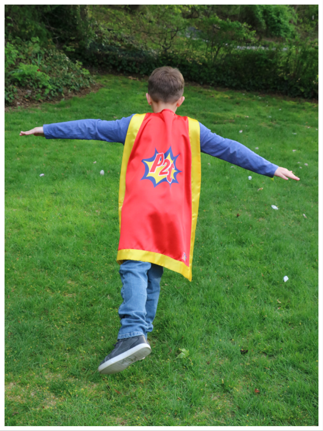 Find this awesome and amazing cape  here .