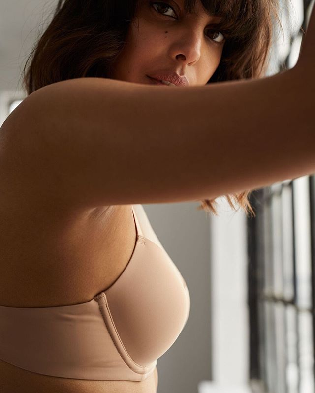Comfort + beauty are what bra dreams are made of #shopCBI🌸