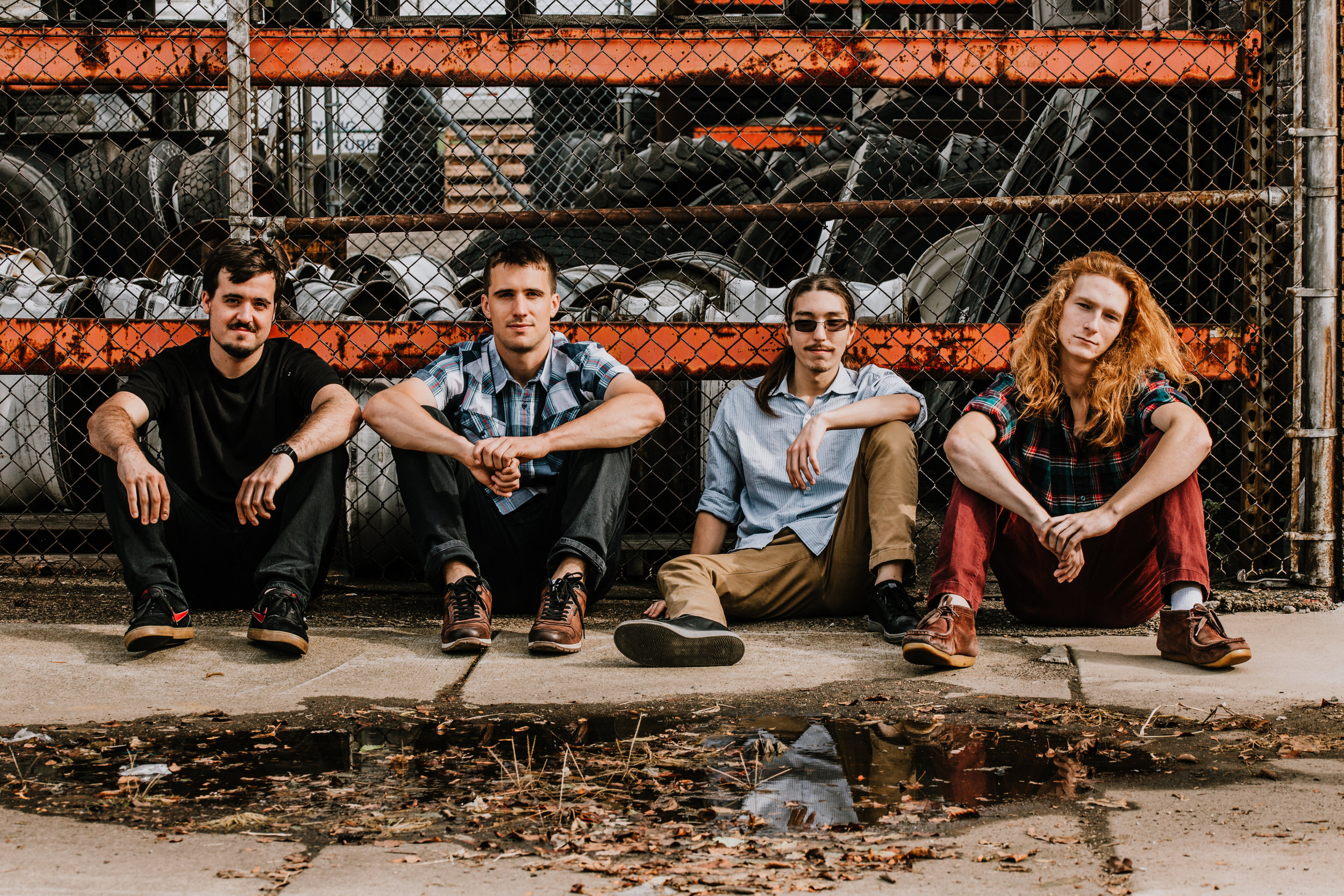 """Chirp chats debut-studio album ahead of Saturday's release party at Blind Pig"" By Kevin Lamb - Thisisagoodsound.com March 2019 -"