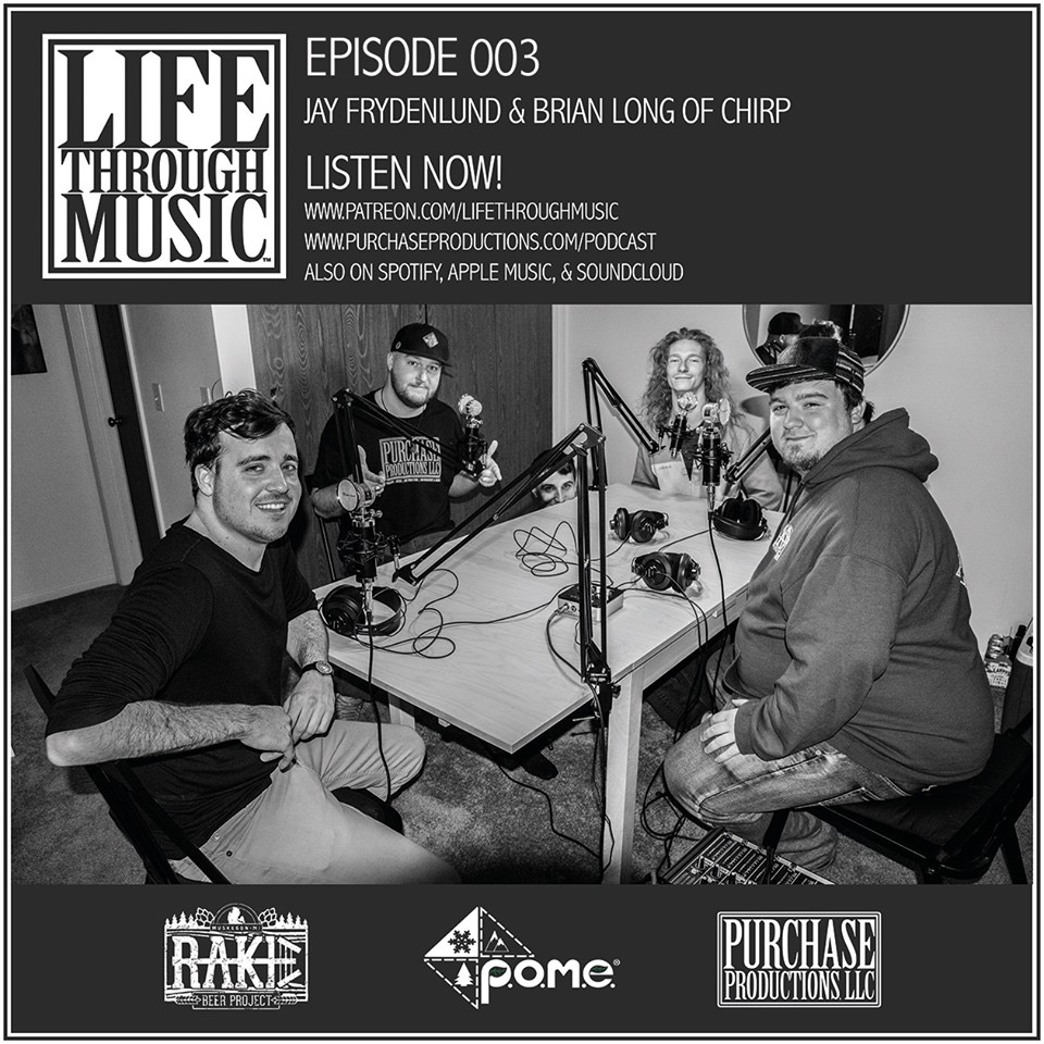 5.30.19 - Life Through Music Podcast - click image to listen! -