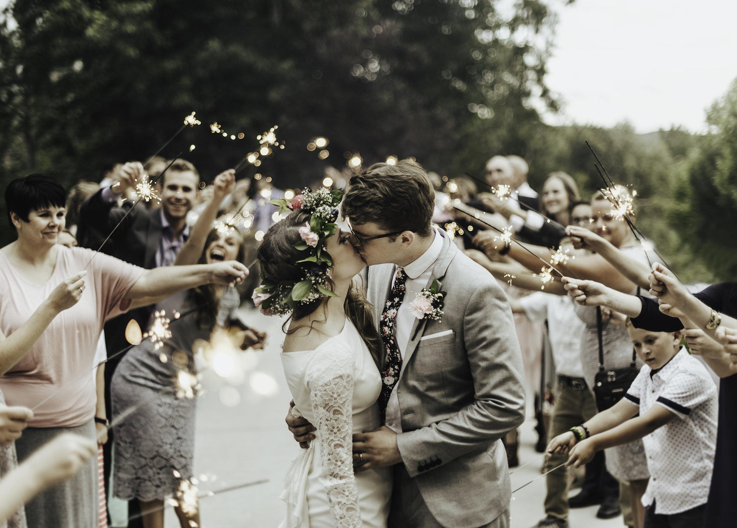 Dreamy DIY Wedding