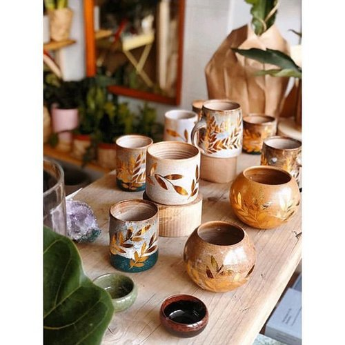 sbhpottery handmade ceramics