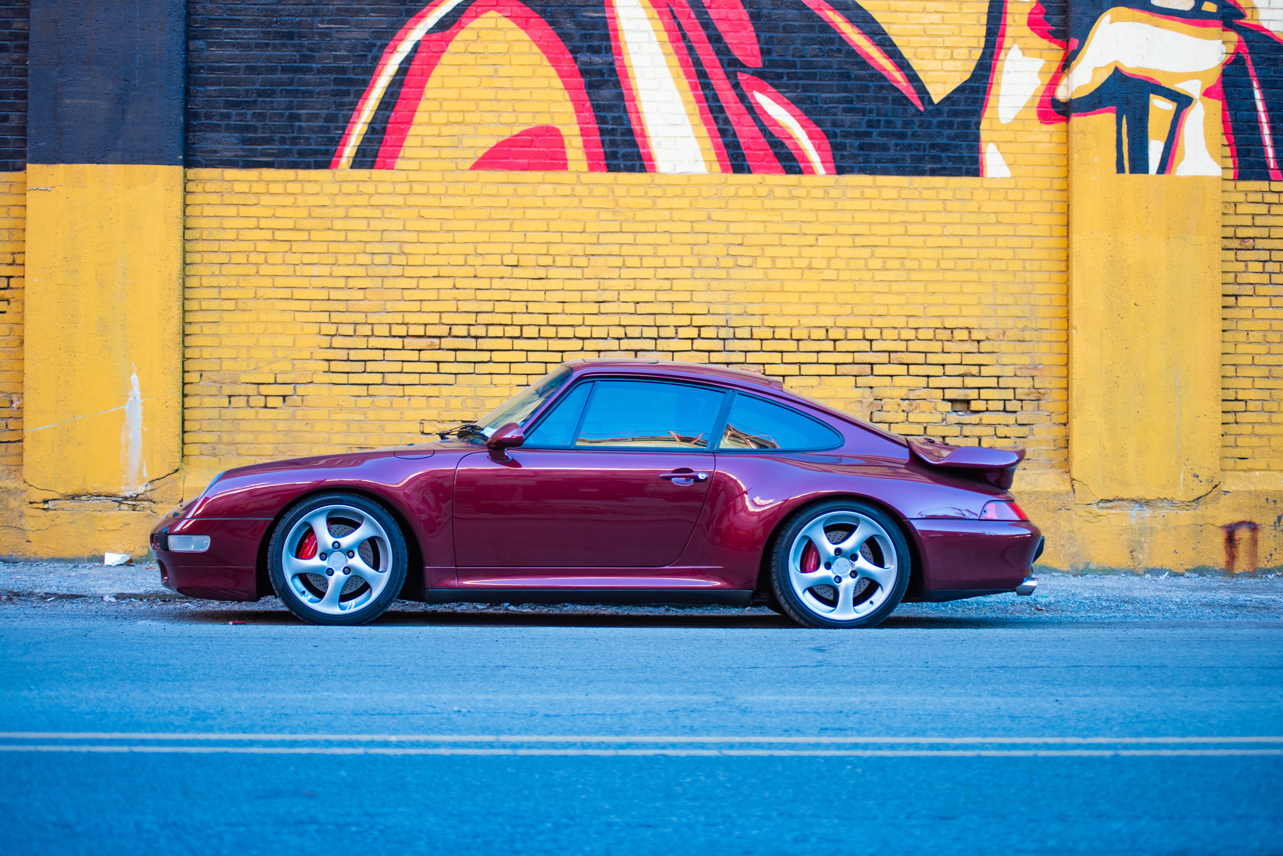 1996 Porsche 993 4S - Sold February 22, 2019