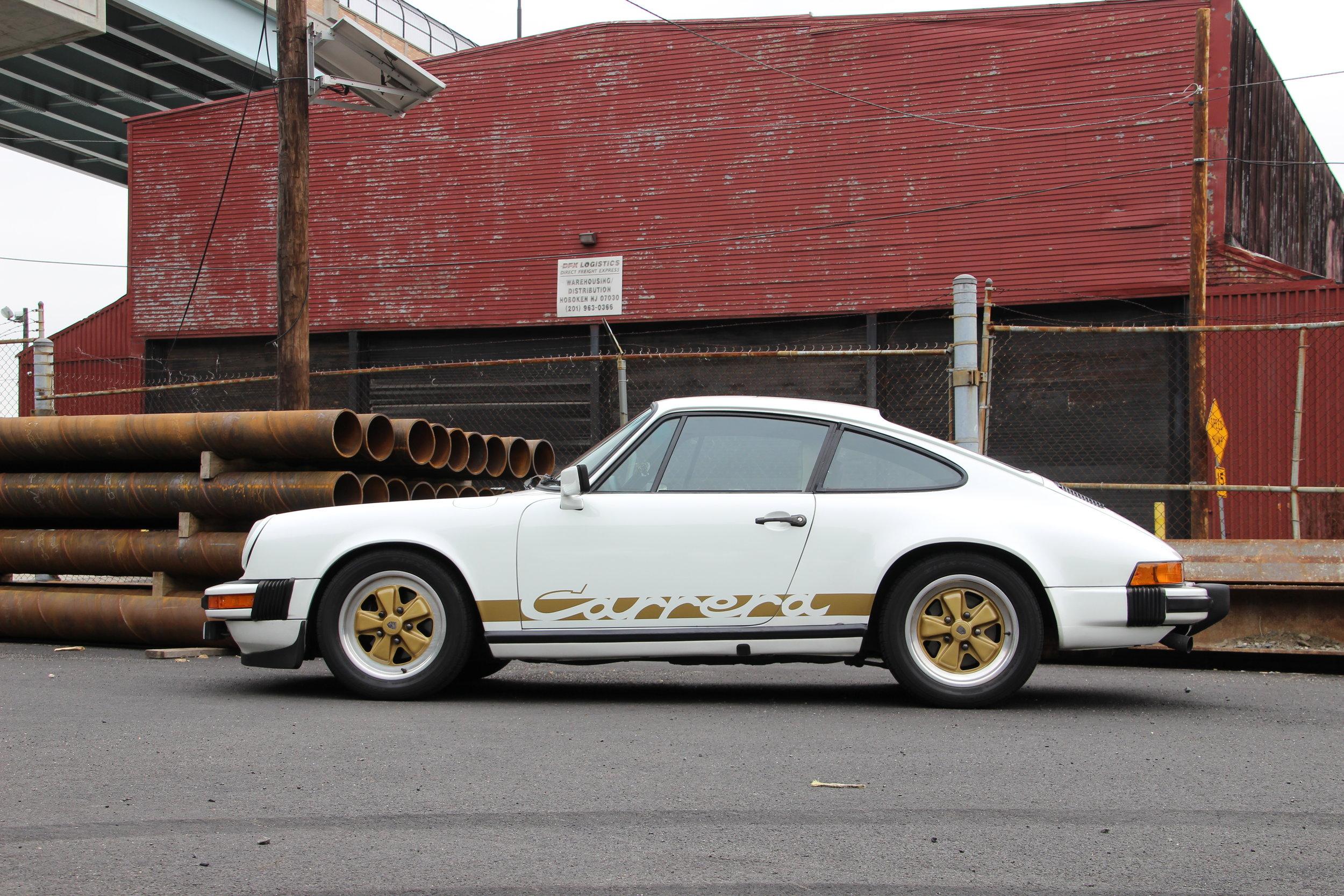 1981 Porsche 911 SC - Sold july 26, 2019