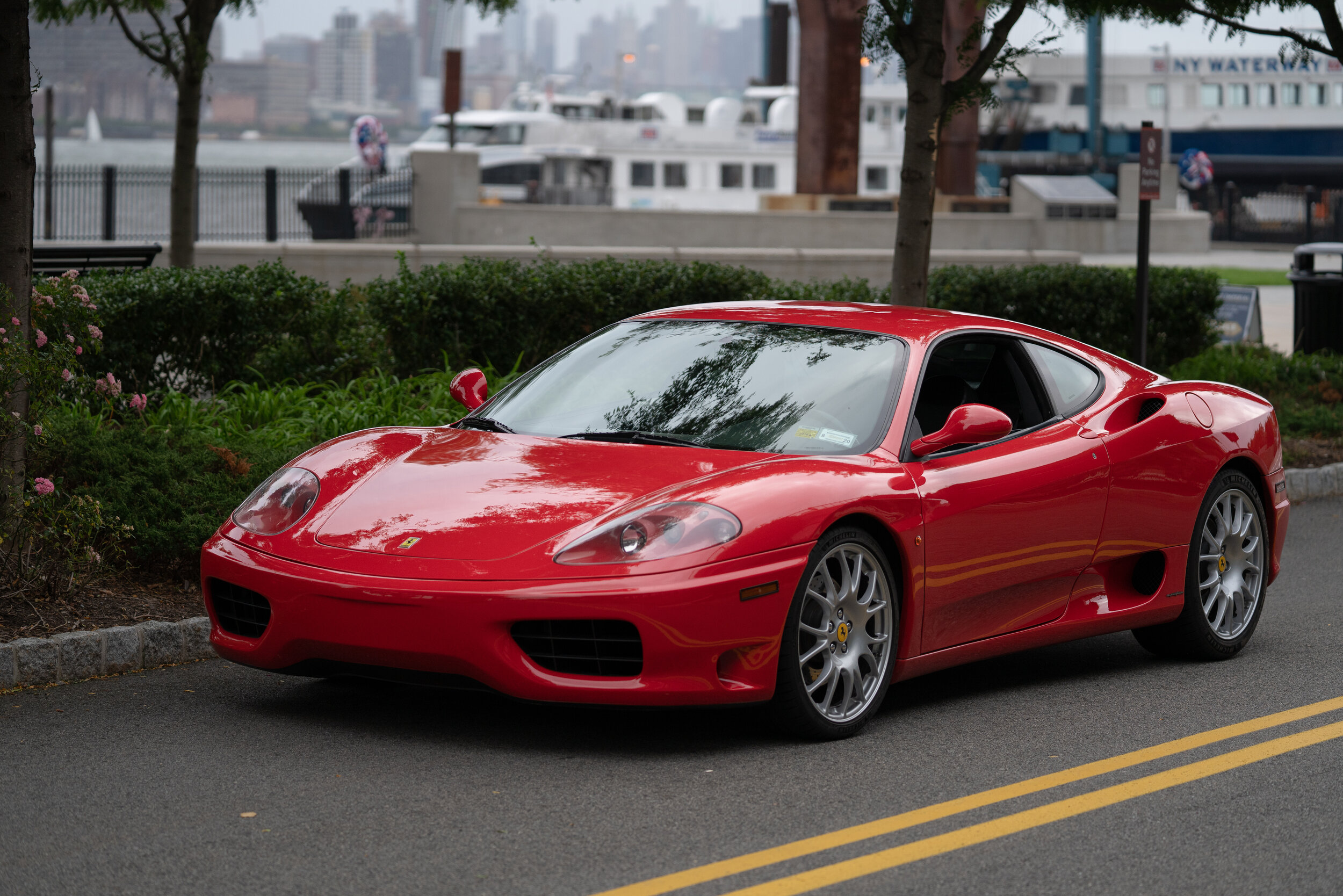 1999 Ferrari 360 Modena - $98,000.00
