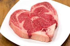 Barrett's SweetheartRib-Eye Steaks -