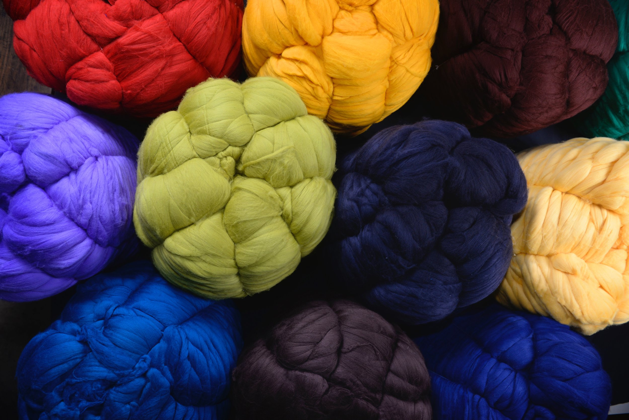 First Edition Fibres and Yarns -