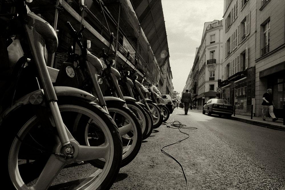 Motorcycles & Man