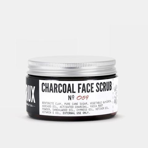 CRUX  - CHARCOAL FACE SCRUB  $18