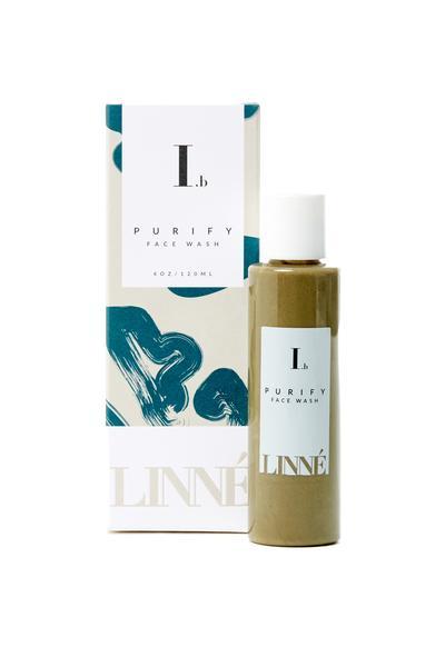 LINNÉ  - PURIFY Face Wash  $58