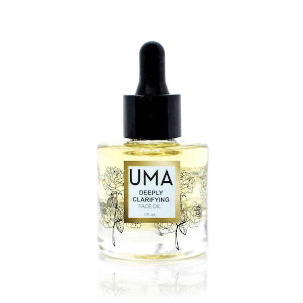 UMA  -DEEPLY CLARIFYING FACE OIL  $125