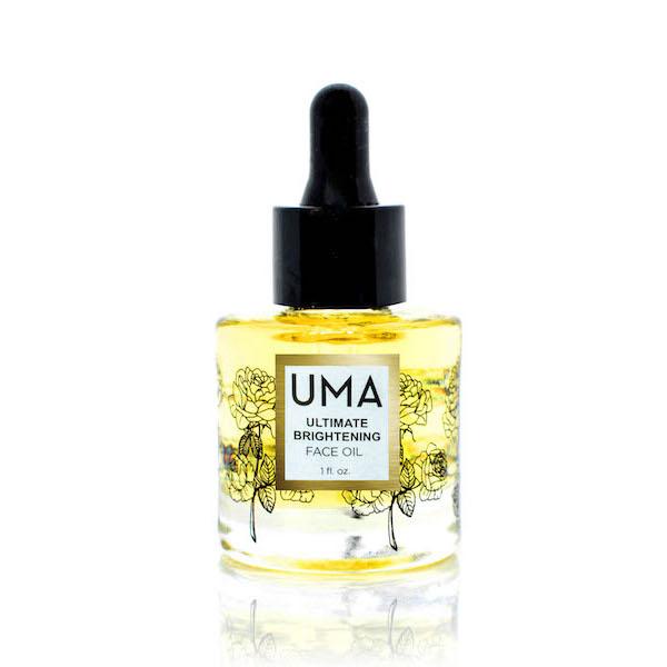 UMA  -ULTIMATE BRIGHTENING FACE OIL  $150