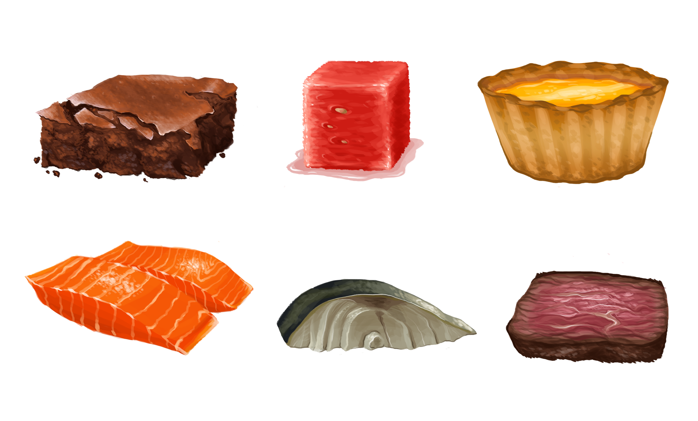 FoodTextureStudies.png