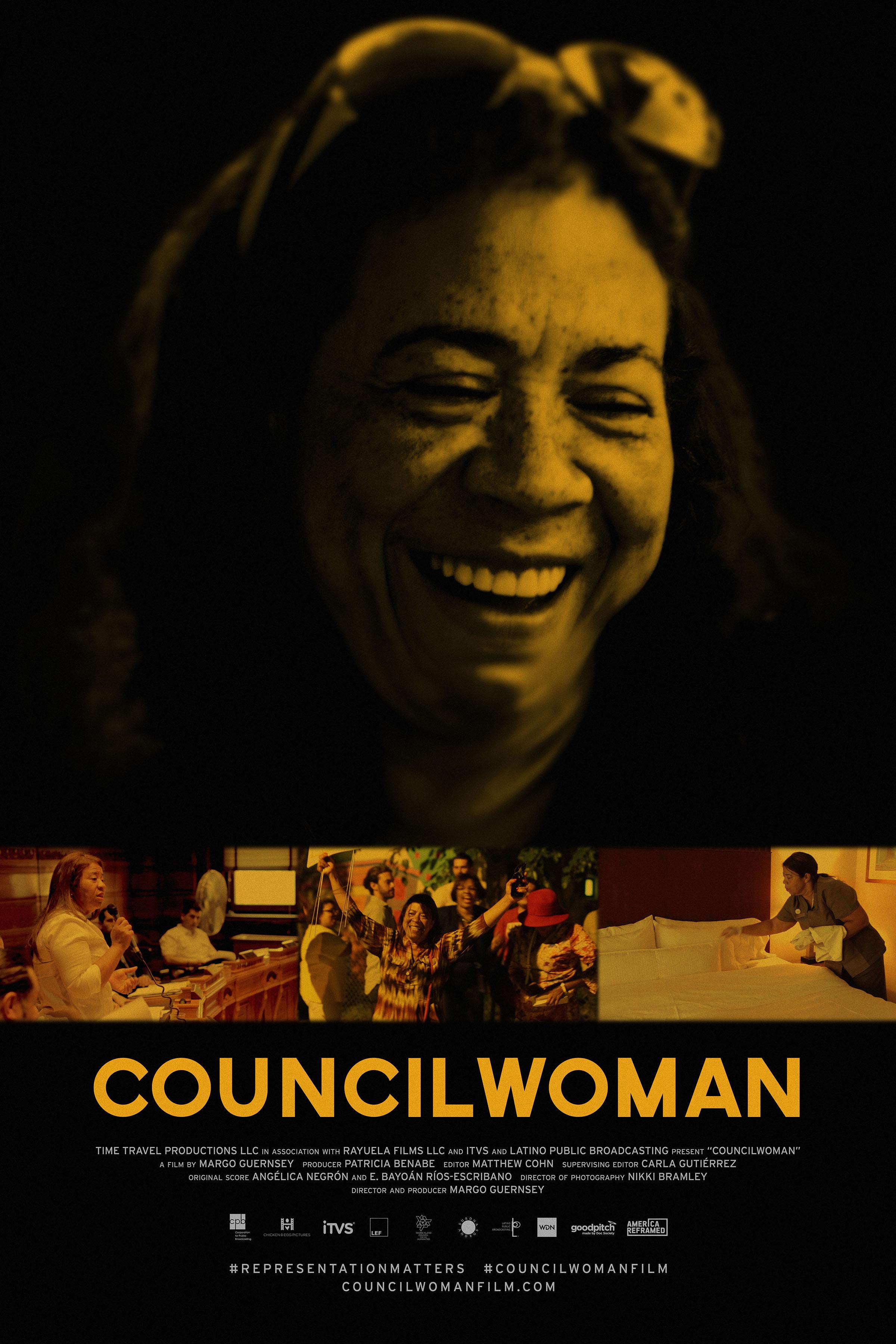 Councilwoman -