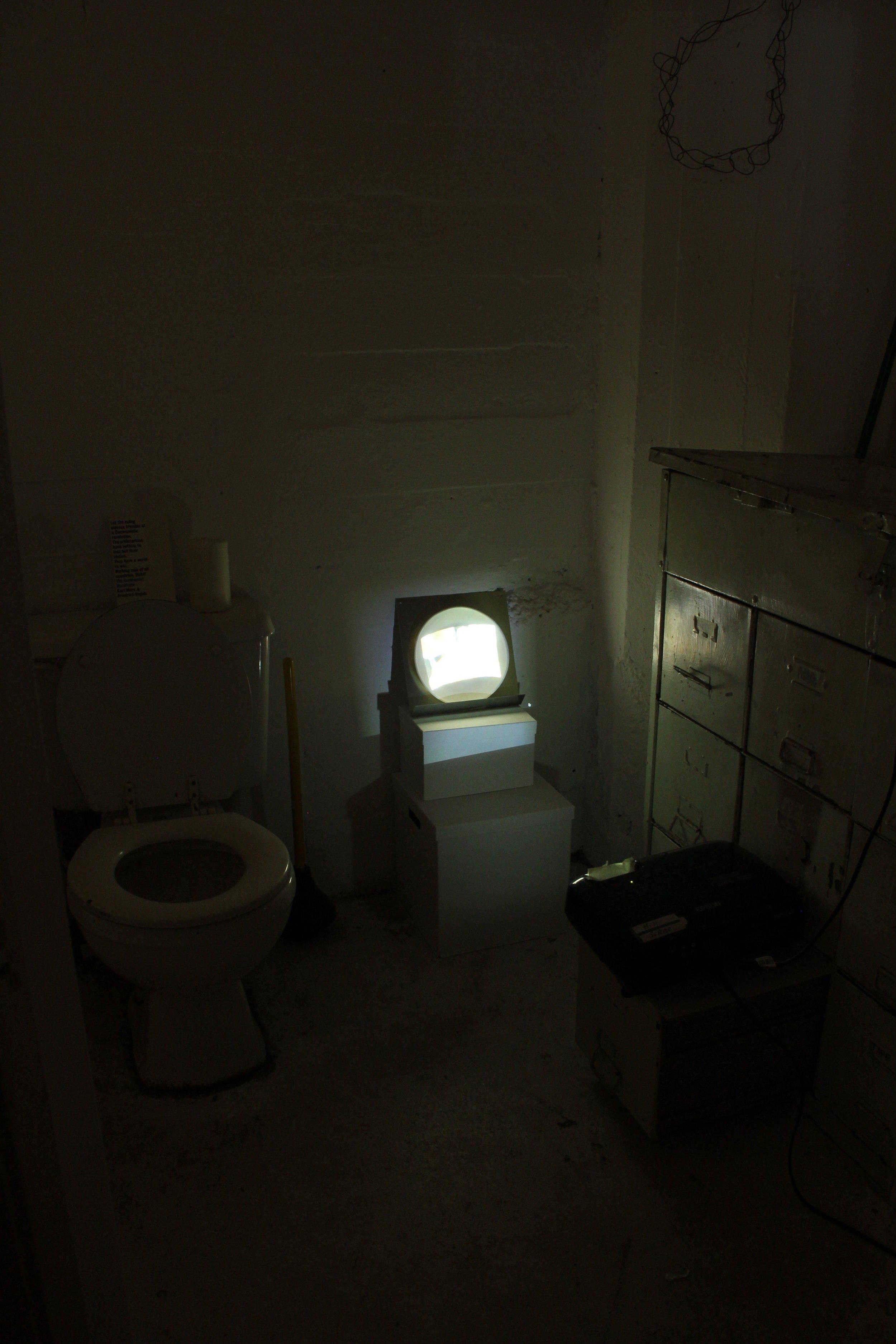 OCDiva (in situ in our bathroom)