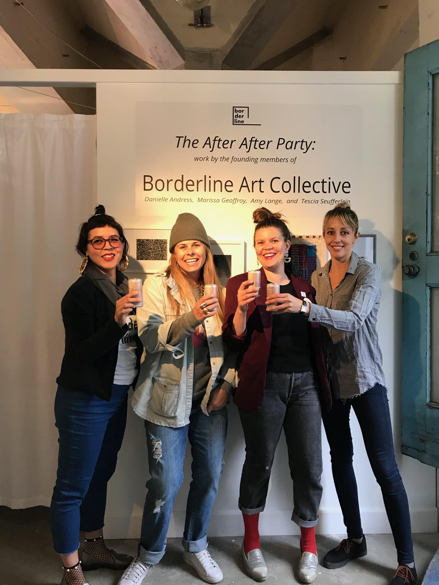 All 4 Members of Borderline