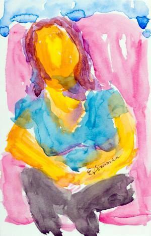 Elinor Bowman, Painting, Figural Studies, Asheville-007.jpg