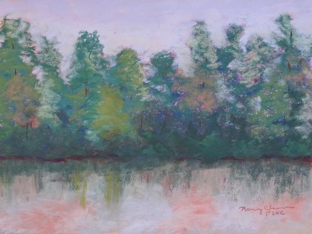 Nancy Clausen, Soft Pastel, Landscapes, SVFAL, Swannanoa-001.jpg