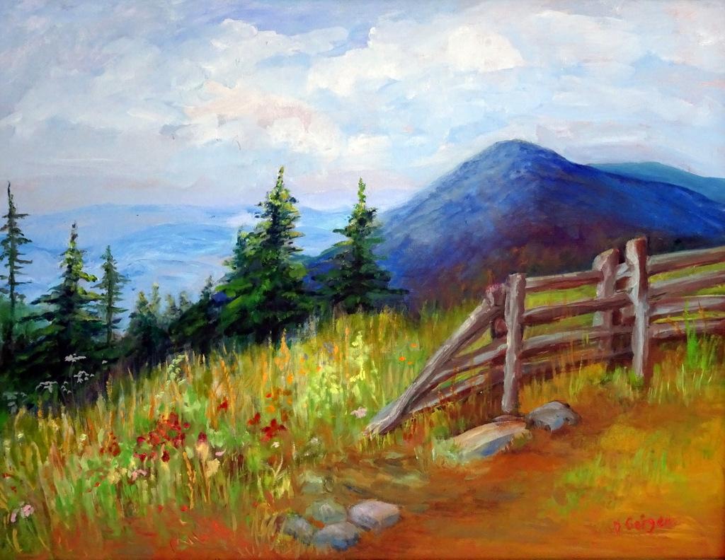 SVFAL, The Red House, Fine Art, Black Mountain, Denise Geiger.JPG