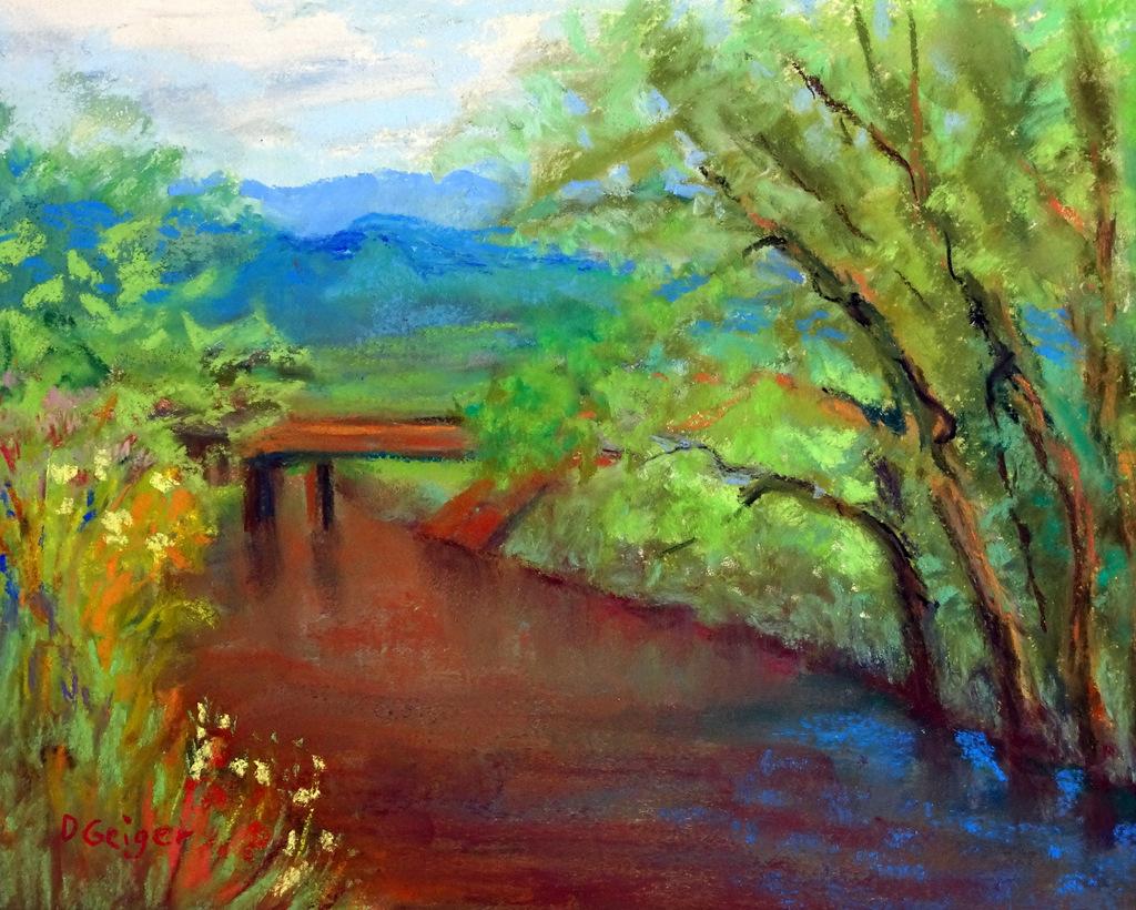SVFAL, The Red House, Fine Art, Black Mountain, Denise Geiger-007.JPG