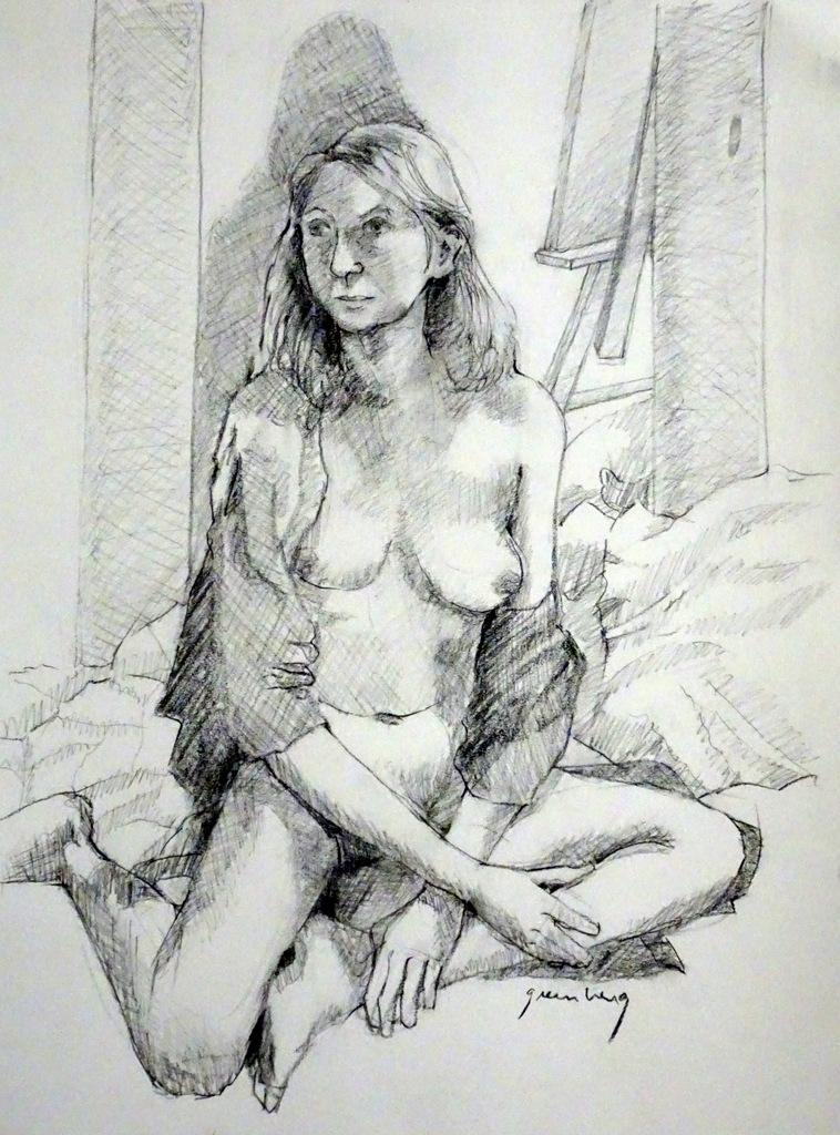 SVFAL, The Red House, Fine Art, Black Mountain, Life Drawing, Frances Greenburg-002.JPG