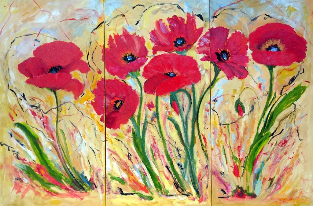 SVFAL, The Red House, Fine Art, Black Mountain, Susan Hanning.JPG