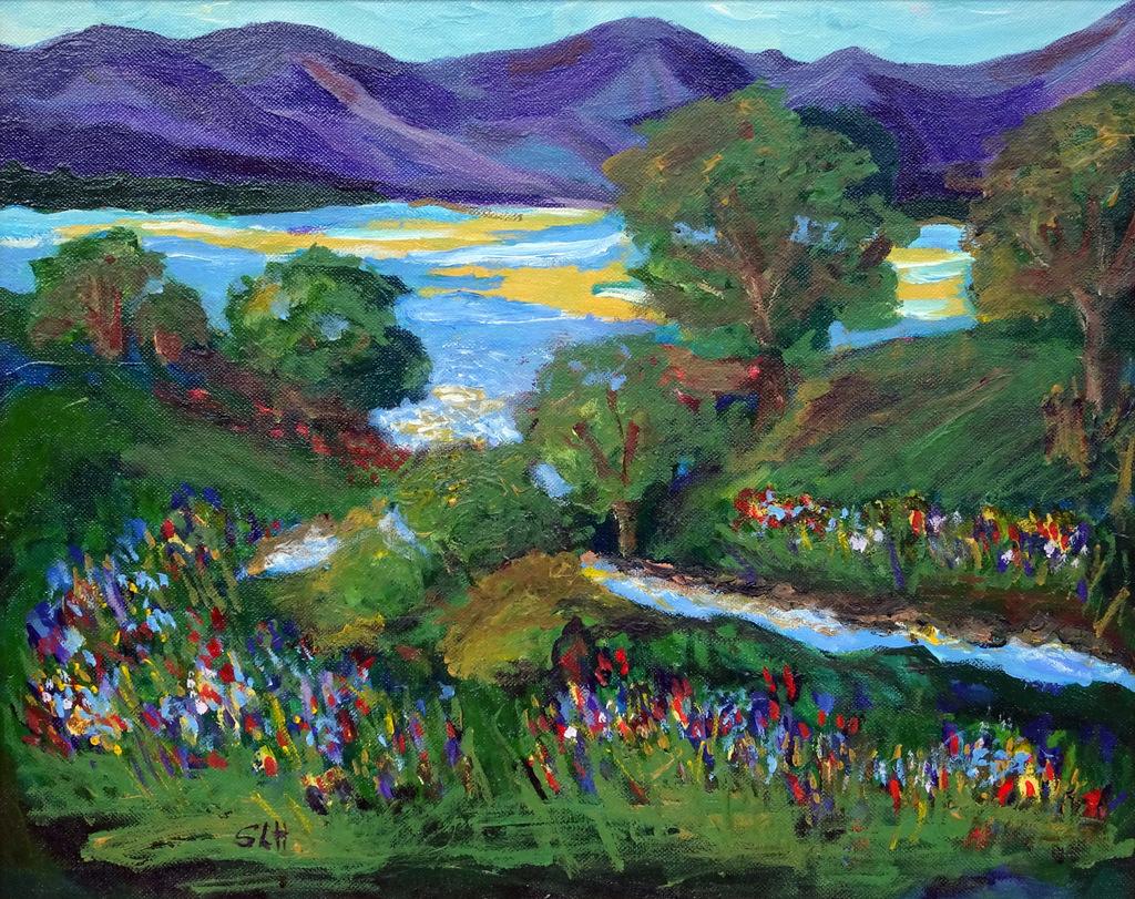 SVFAL, The Red House, Fine Art, Black Mountain, Susan Hanning-002.JPG