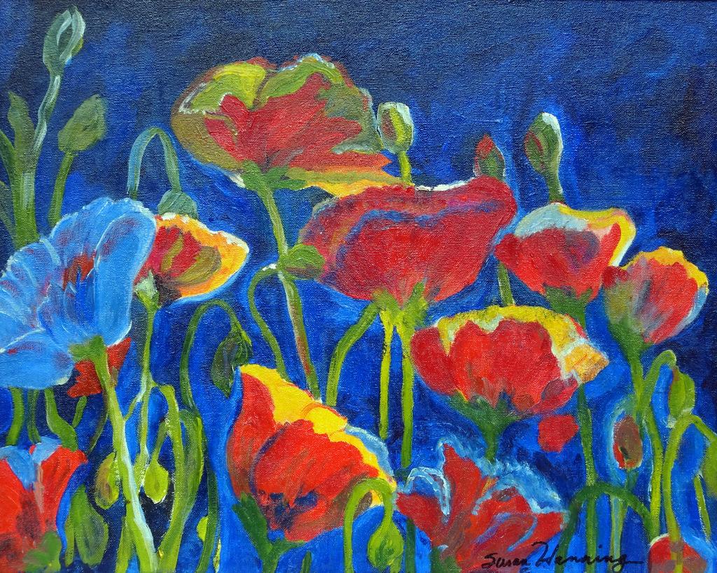 SVFAL, The Red House, Fine Art, Black Mountain, Susan Hanning-003.JPG
