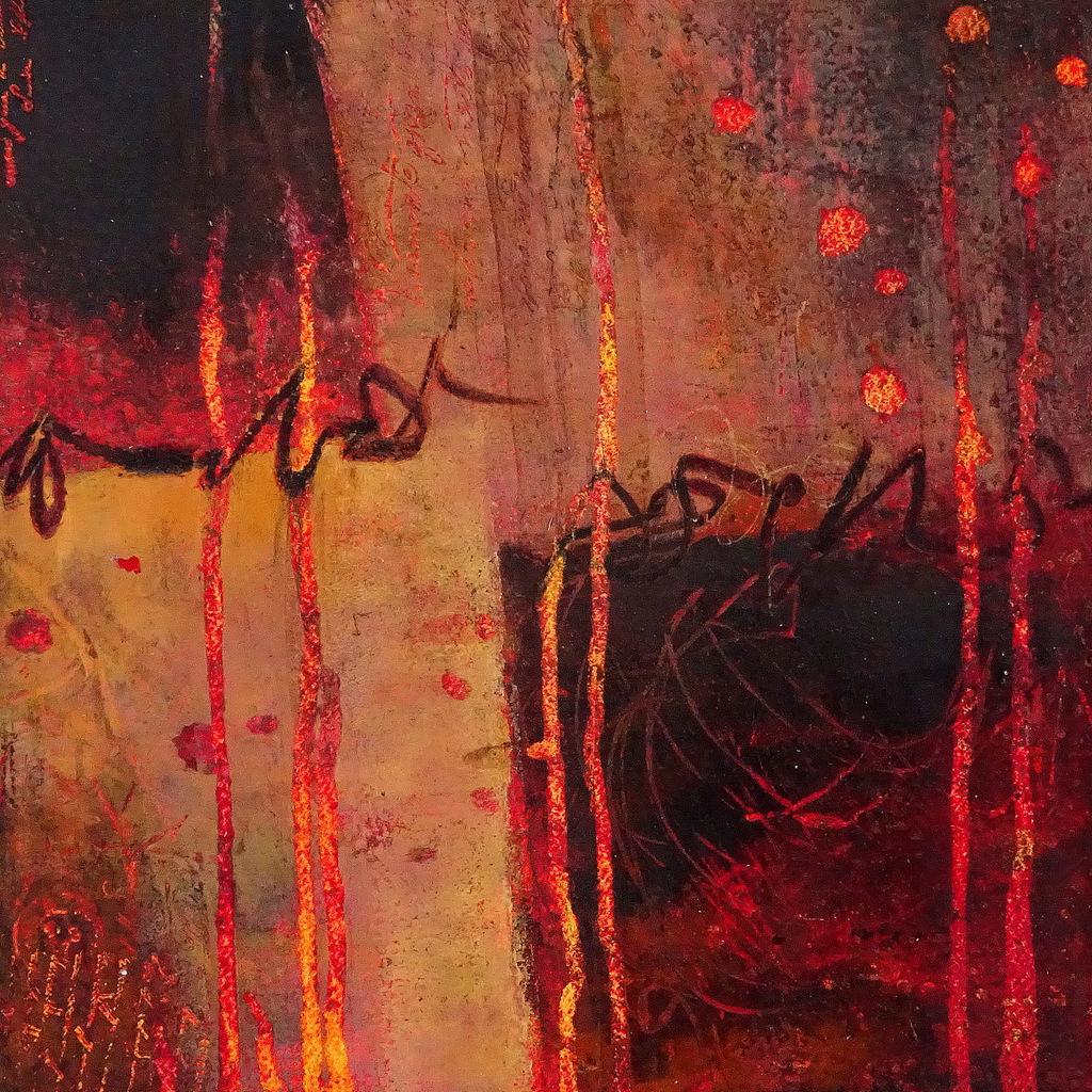 Mary Logan, Fine Art Painting, Spiritual Abstracts, SVFAL, Black Mountain-002.JPG