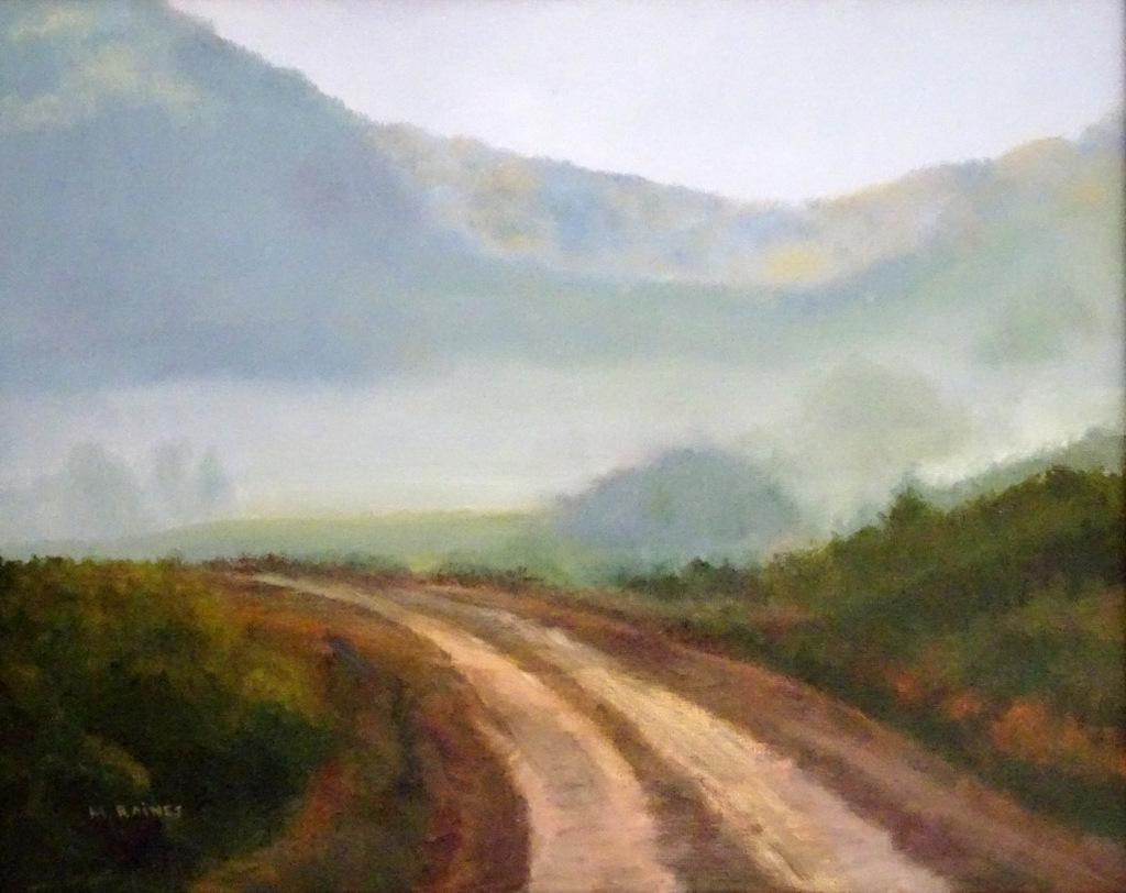 Martha Raines, Oil Painting, Black Mountain, NC-005.JPG