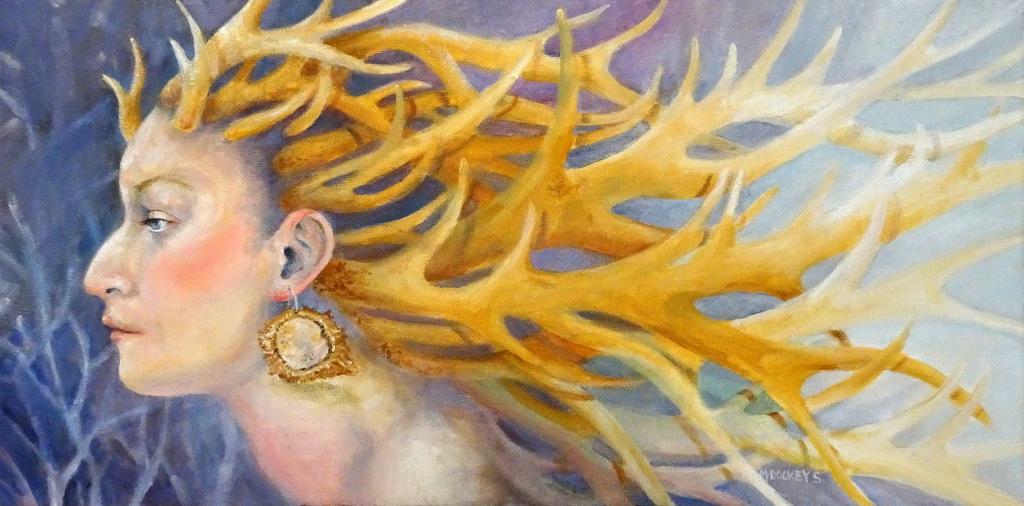 Macia Dockey Smith, Fine Art Painting, The Red House, Asheville-001.JPG