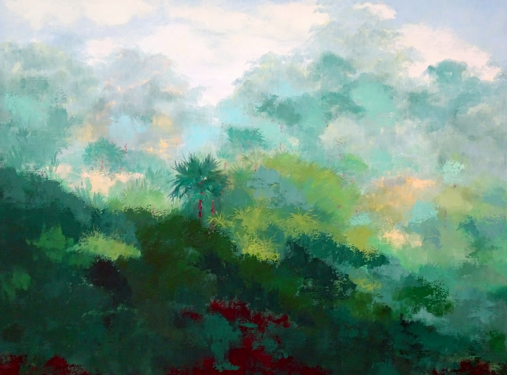 Virginia Thompson, Fine Art Painting, Asheville, NC, SVFAL-009.JPG