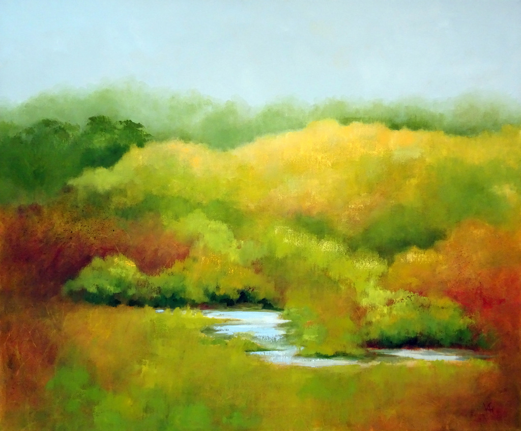 Virginia Thompson, Fine Art Painting, Asheville, NC, SVFAL-007.JPG
