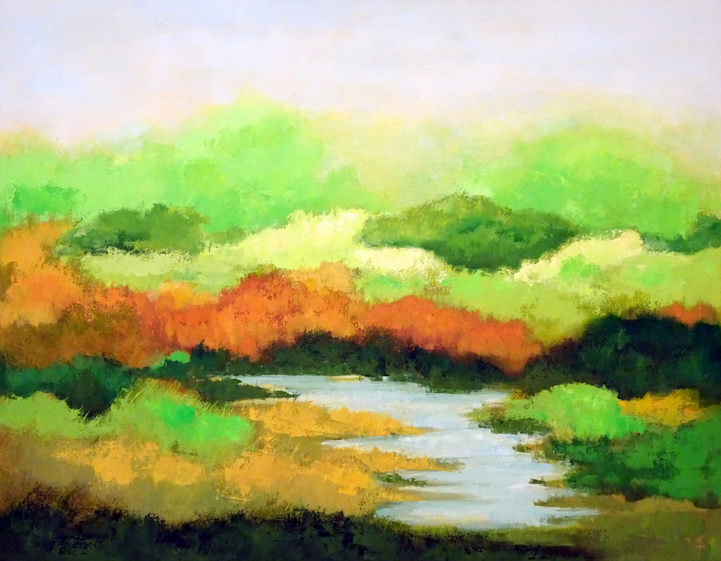 Virginia Thompson, Fine Art Painting, Asheville, NC, SVFAL-005.JPG