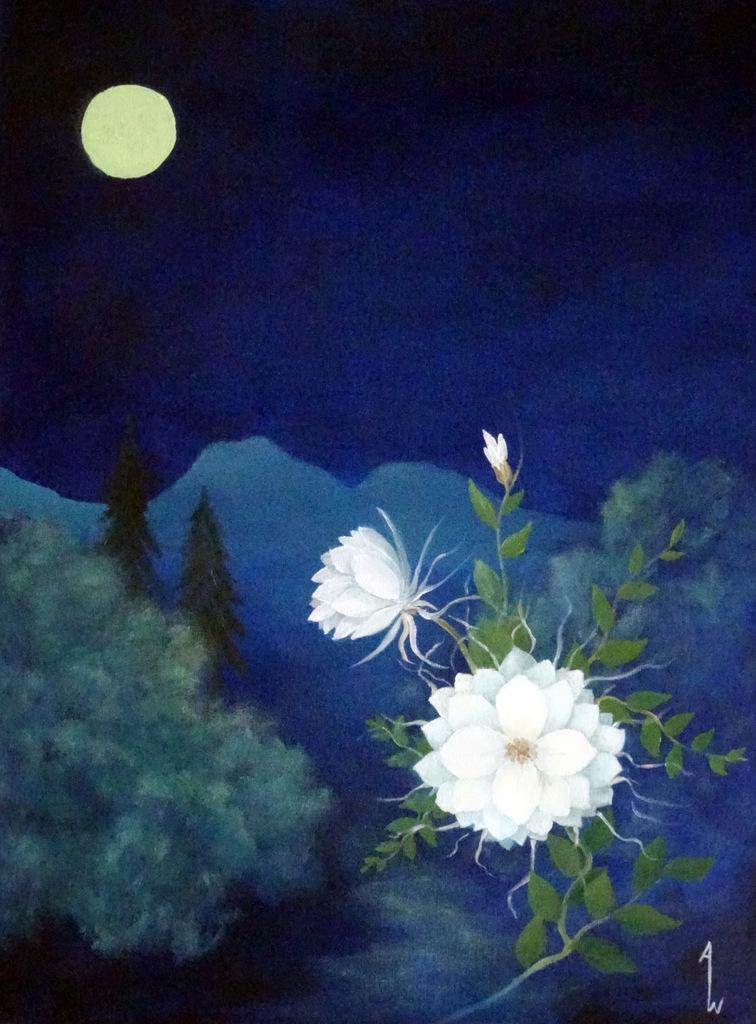 Ann Whisenant, Fine Art Paining, Black Mountain, NC, The Red House-012.JPG