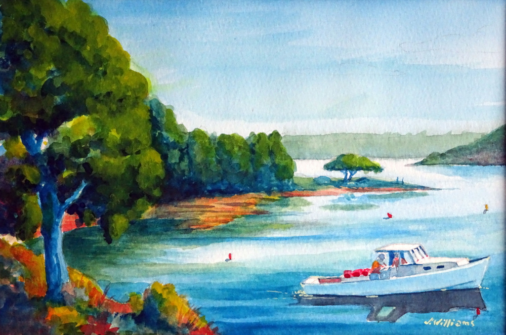 Jack Williams, Watercolor Paintings, Poster Illustrations, SVFAL, Asheville, NC-007.JPG