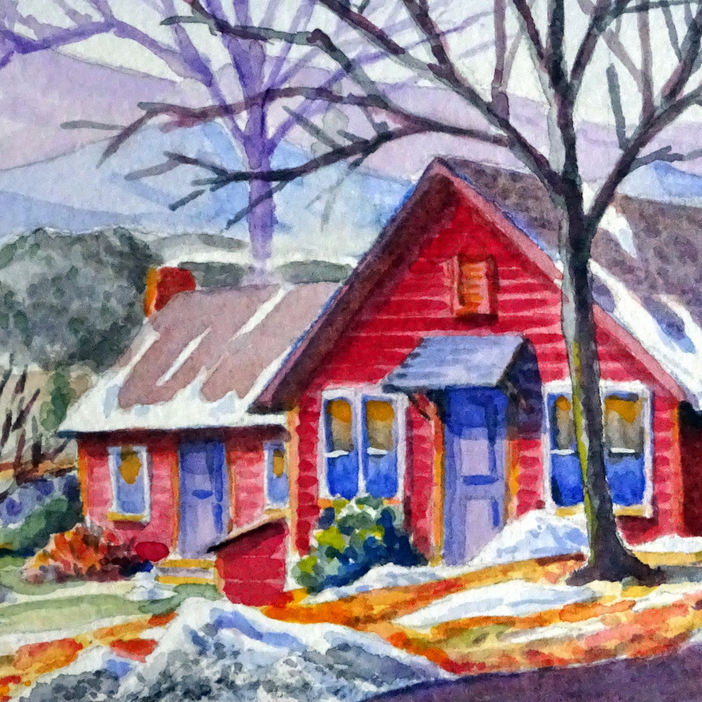 Jack Williams, Watercolor Paintings, Poster Illustrations, SVFAL, Asheville, NC-004.JPG