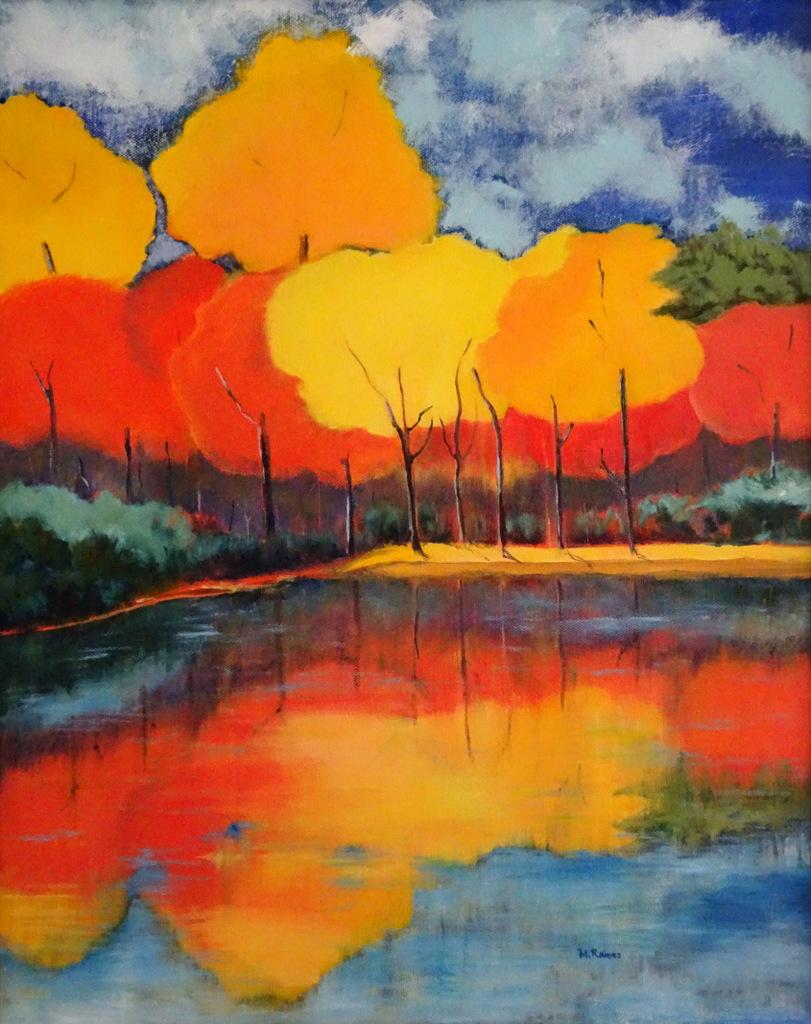 Artist: MARTHA RAINES