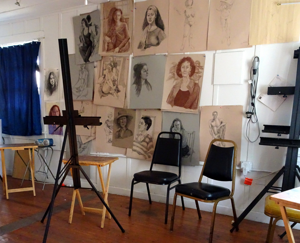 Drawing Studio, SVFAL