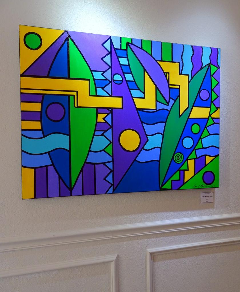 Artwork: ANA J. BLANTON