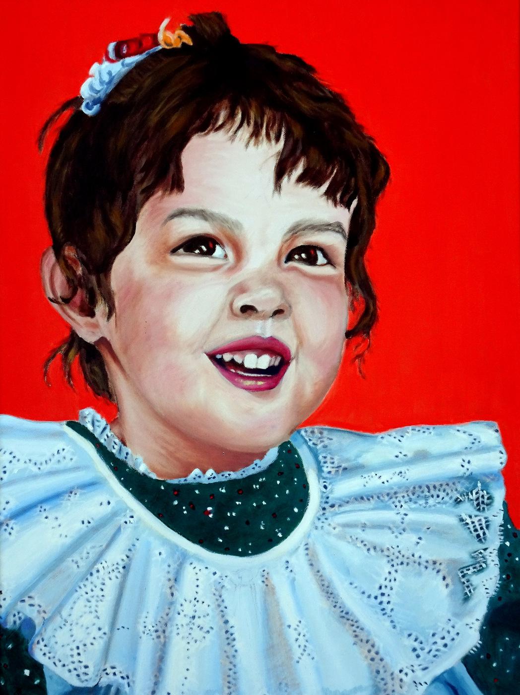 1-Portrait Painting, Oil, Fine Art Painter, Kathy Nelson, Asheville NC.JPG