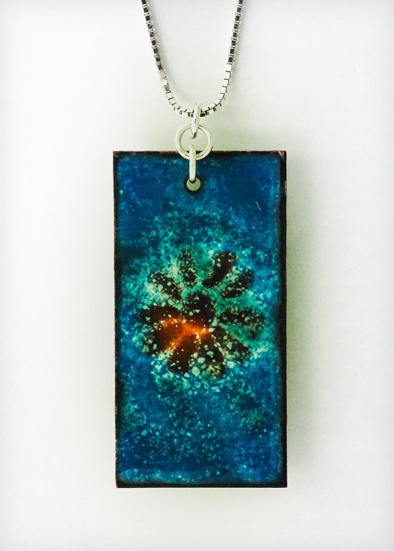 06-BLUE PANSY, D. McEachen, Abstract Flower Pendant-1-004.JPG