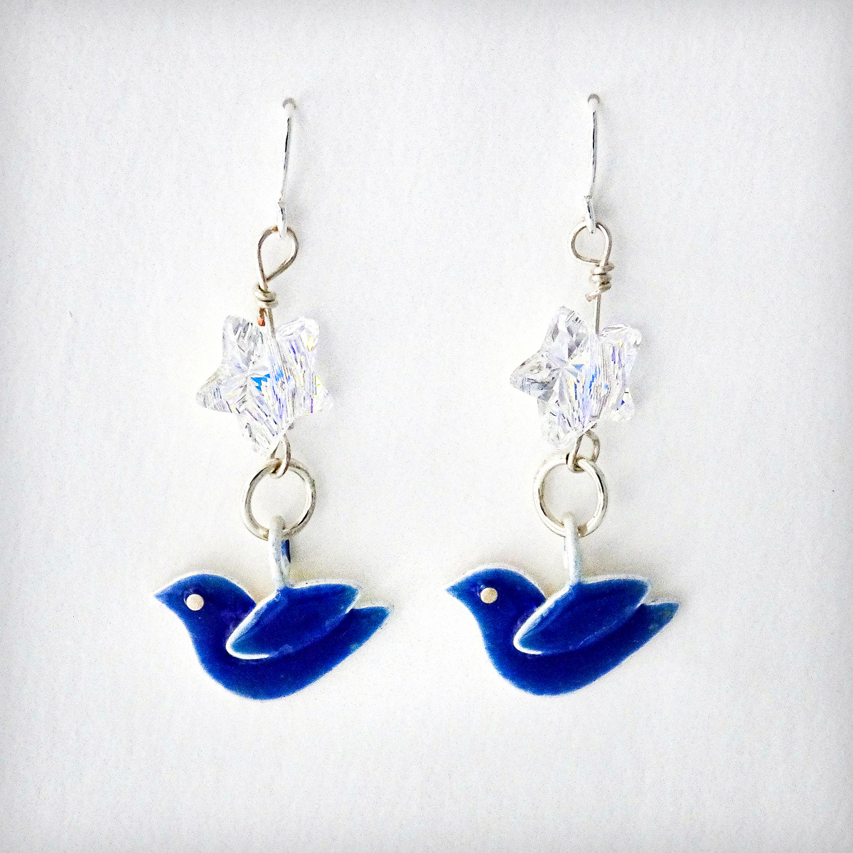 7-BLUE PANSY, D. McEachen, Bird Earrings-003.JPG