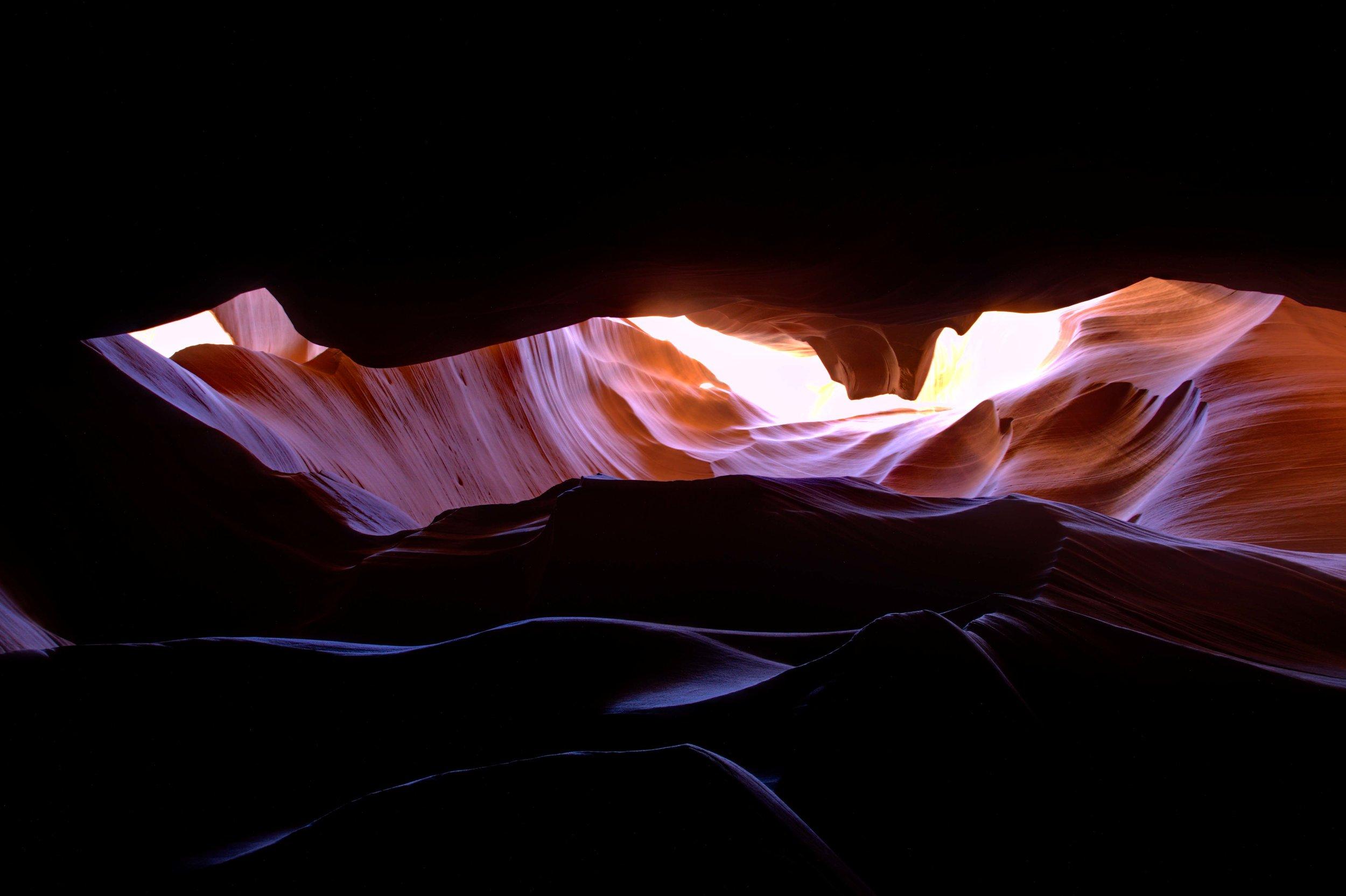 Bruce Nelson, Fine Art Photograph,  Antelope Canyon.jpg
