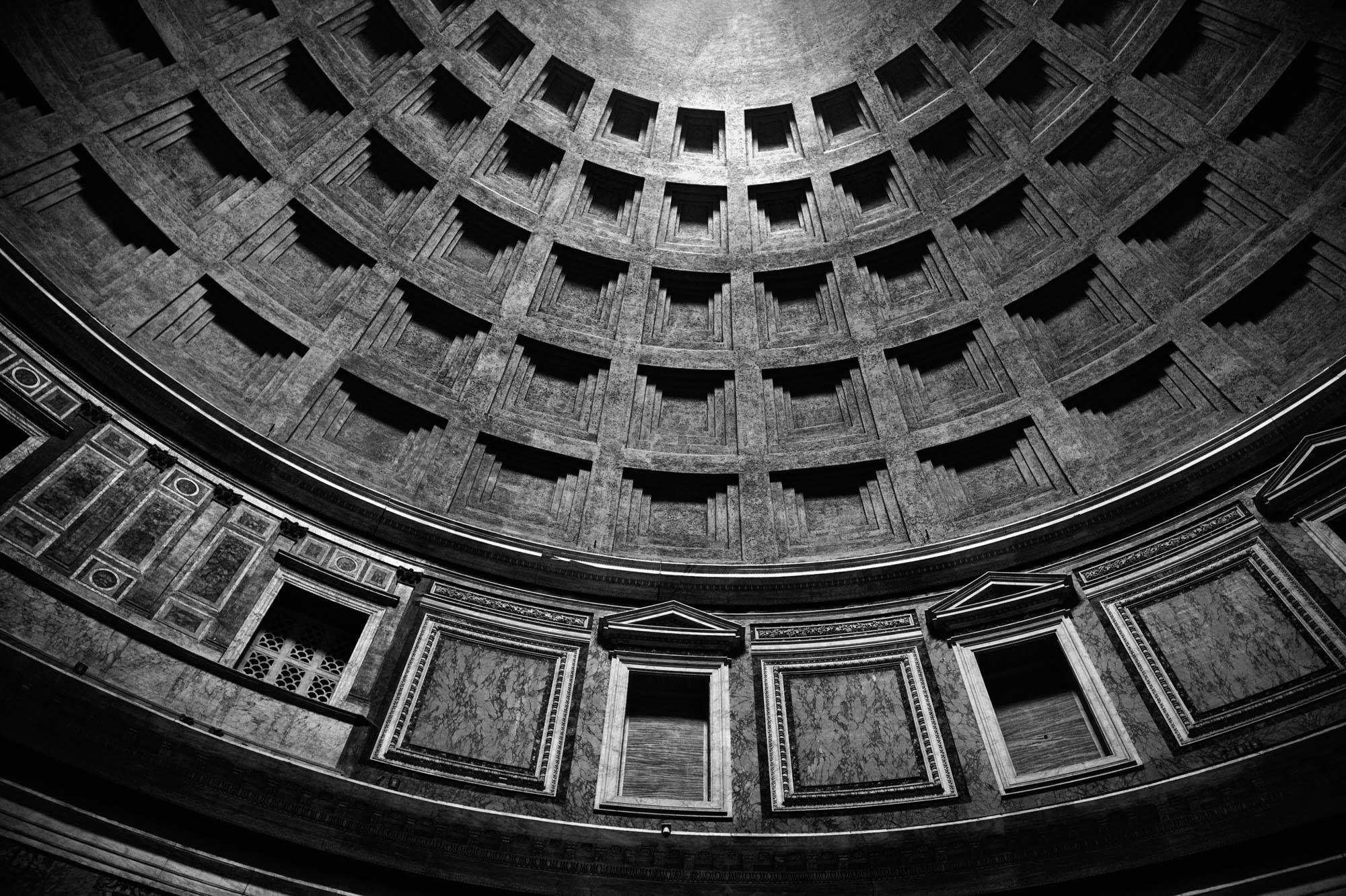 Bruce Nelson, Fine Art Photograph,  Pantheon.jpg