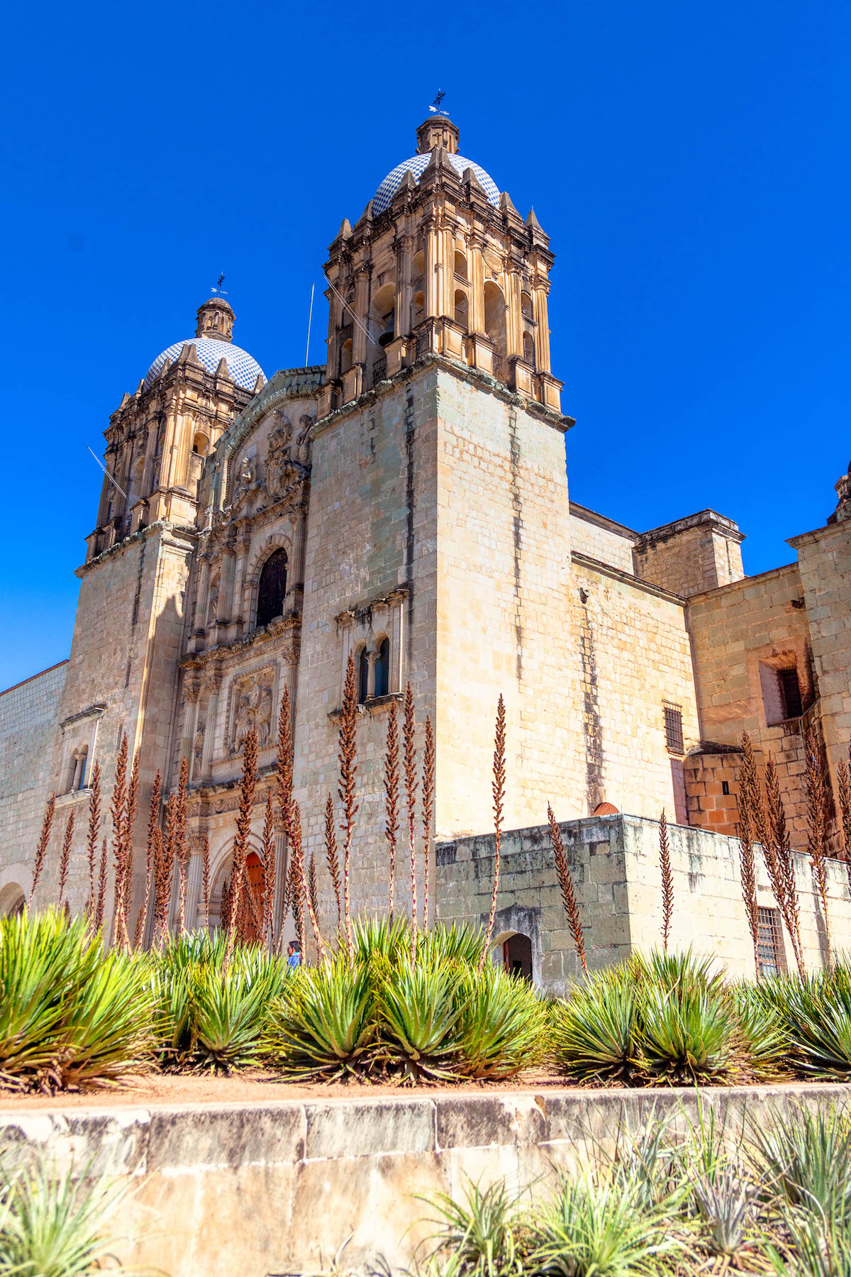 Blair Waldick - Church of Santo Domingo de Guzmán, Oaxaca - Photo.jpg