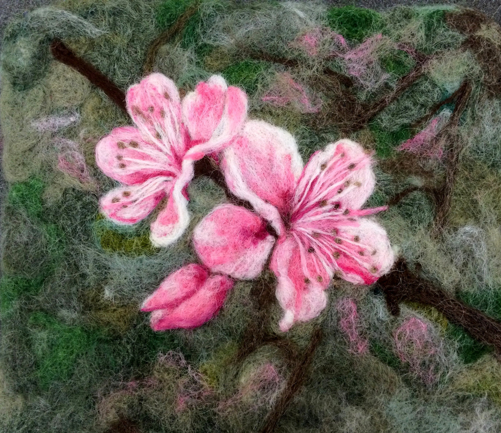 4-Tina Kannapel, Felted Wool Floral Painting, SVFAL, Asheville, NC-1.JPG